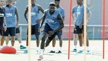 Умтити заменит Ляпорта в сборной Франции