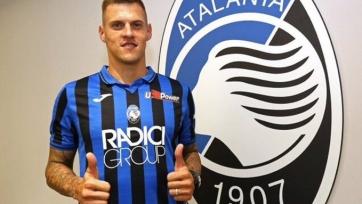 «Аталанта» разорвет контракт со Шкртелом спустя несколько недель после подписания