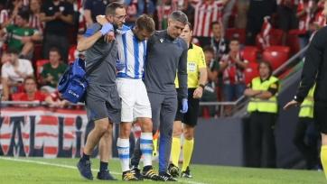 «Реал Сосьедад» надолго потерял капитана