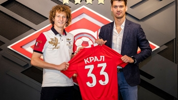 «Спартак» объявил о подписании Крала