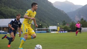 Игрок «Астаны» получил вызов в сборную Сербии
