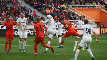 «Урал» и «Краснодар» забили шесть мячей на двоих