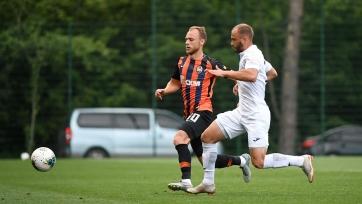 «Олимпик» получил четыре мяча в домашнем матче против «Шахтера»