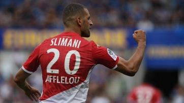 Слимани забил три гола в двух первых матчах за «Монако»