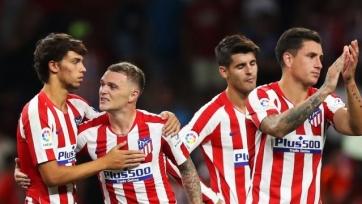 «Атлетико» смог закамбэчить в матче против «Эйбара» и добыть три очка