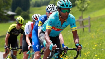 Astana Pro Team продлила контракт с Кудусом