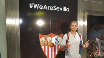 «Севилья» объявила о трансфере Хавьера Эрнандеса