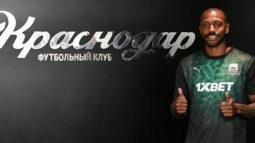 Официально: Фернандеш – игрок «Краснодара»
