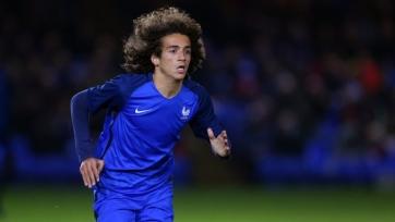 Гендузи заменил Погба в сборной Франции