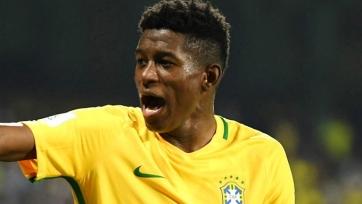 «Шахтер» подписал капитана молодежной сборной Бразилии