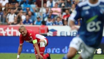 Глик получил травму и рискует пропустить матчи сборной Польши