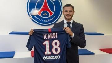 Икарди прокомментировал свой переход в «ПСЖ»