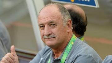 «Палмейрас» уволил экс-тренера «Челси» и сборной Бразилии