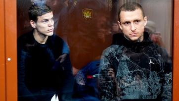 Защита пострадавшего Пака высказалась о досрочном освобождении Мамаева и Кокорина