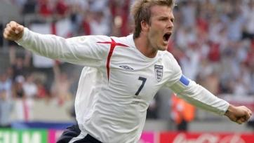 Бекхэм высказался о возможной работе во главе сборной Англии