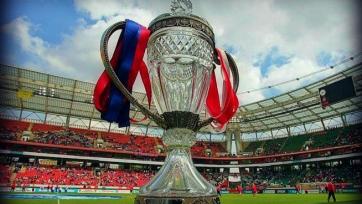 Стали известны все соперники клубов РПЛ по 1/16 финала Кубка России