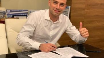 Бывший защитник ЦСКА перебрался в Румынию