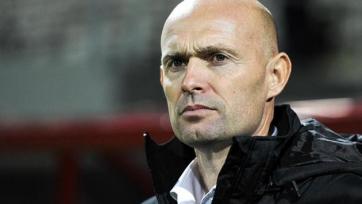 «Спортинг» уволил главного тренера