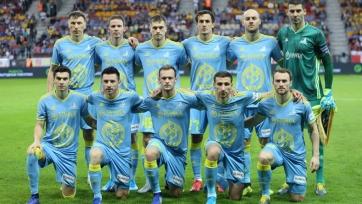 «Астана» заявилась на групповой турнир Лиги Европы