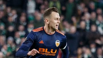 «Валенсия» включила россиянина Черышева в заявку на групповой этап Лиги чемпионов