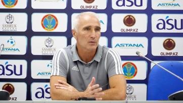 Масудов покинул пост главного тренера «Тараза», клуб назначил временного наставника