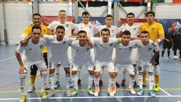 Футзальный «Жетысу» проиграл в финале турнира в Кыргызстане