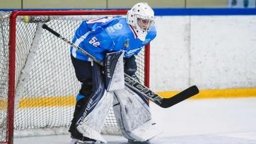 Хоккейная «Астана» подписала двух вратарей