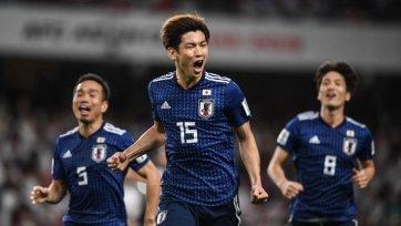 ТМ. Япония обыграла Парагвай