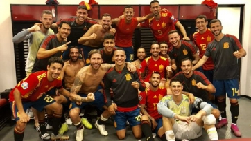 Сборная Испании повторила свою победную серию