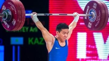 Определился состав сборной Казахстана на чемпионат мира по тяжелой атлетике