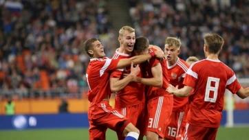 Молодежная сборная России с победы начала отбор Евро-2021
