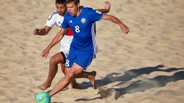 Пляжный футбол. Сборная Казахстана сыграет в решающем матче Промофинала Евролиги. Видео