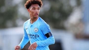 Сын Райта-Филлипса заключил сделку с «Манчестер Сити»