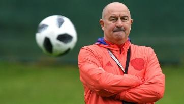 Черчесов: «Задача у нас простая - хотим провести матч с Казахстаном на высоком уровне»