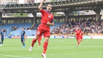 Мхитарян забил гол впервые с марта