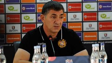 Наставник сборной Армении: «Мхитарян повел команду за собой»