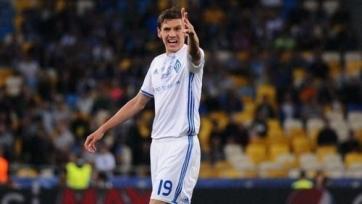 Киевское «Динамо» забило шесть безответных мячей в спарринге