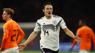 В сборной Германии очередная кадровая потеря