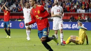 Испания разгромила Фареры, Швеция и Норвегия