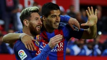 Суарес и Месси сыграют против «Валенсии»