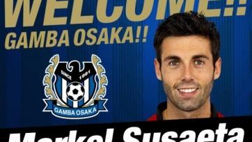 Сусаэта нашел новый клуб за пределами Испании