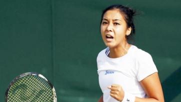 Дияс вышла во второй круг турнира в Японии