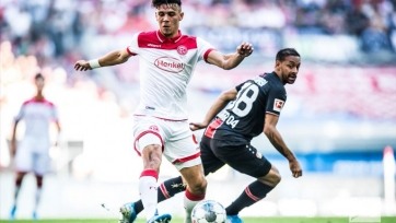 Полузащитник «Фортуны» получил травму в матче за сборную США