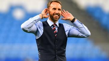 Саутгейт: «У Англии очень крутая атака»