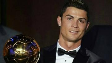 Роналду: «Достиг всего того, что имею, благодаря усердной работе»