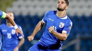 Защитник сборной Кипра стал автором самого быстрого гола в истории отборов Евро