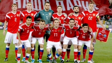 Россия – Казахстан – 1:0. Текстовая трансляция матча