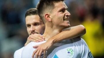 Германия стала лидером, дубль Вербича принес Словении победу над Израилем, Де Брейне забил сам и отдал три голевые передачи в матче с Шотландией