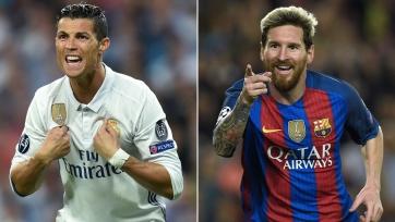Фанаты Криштиану Роналду разгневаны высоким рейтингом Месси в FIFA. Фото