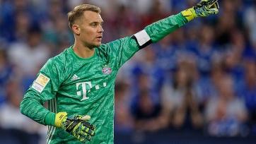 «Бавария» намерена продлить контракт с Нойером